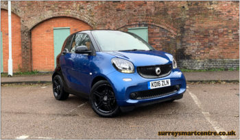 Smart Fortwo Prime Premium Coupe full