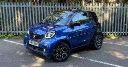 Smart Fortwo Prime Premium Plus Coupe