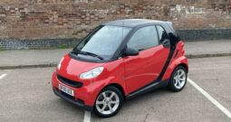 Smart Fortwo Pulse Coupe MHD